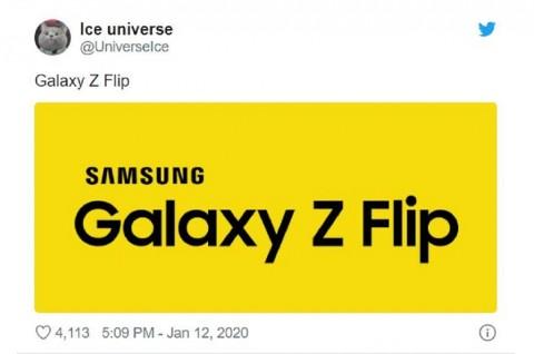 Samsung Galaxy Fold 2 akan Usung Nama Galaxy Z Flip