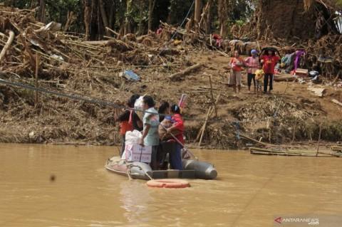 Masa Tanggap Darurat Bencana Lebak Diperpanjang