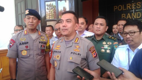 Petugas Gabungan Waspada Lima Titik Rawan Bencana