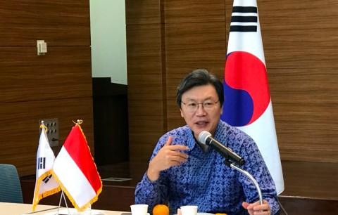 Fokus Kerja sama Indonesia dan Korea Selatan di 2020
