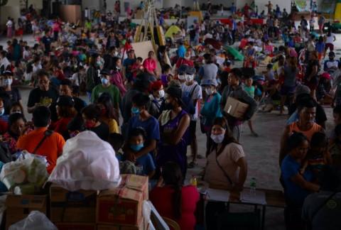 Tertahan di Bandara, 84 WNI Diselamatkan ke KBRI Manila