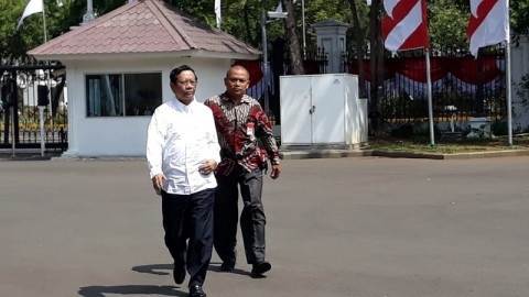 Indonesia's Top Security Minister to Visit Natuna Tomorrow