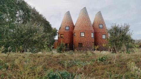Bumpers House, Hunian Tradisional Inggris yang Modern