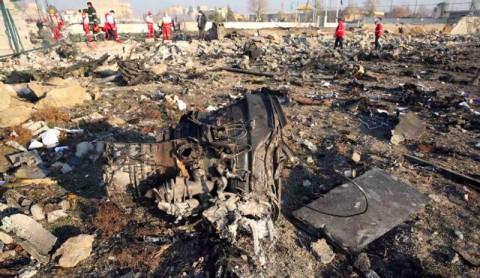 Iran Tangkap Tersangka Penembak Jatuh Pesawat Ukraina
