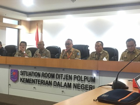 4 Ribu Dokumen di DKI Rusak Akibat Banjir