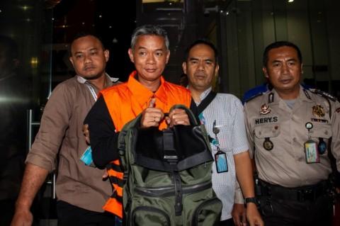 SK Pemberhentian Wahyu Diminta Tunggu Hasil Sidang Etik