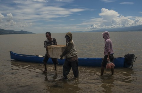 Kementerian ESDM Tunggu Usulan Subsidi Solar bagi Nelayan ke Natuna