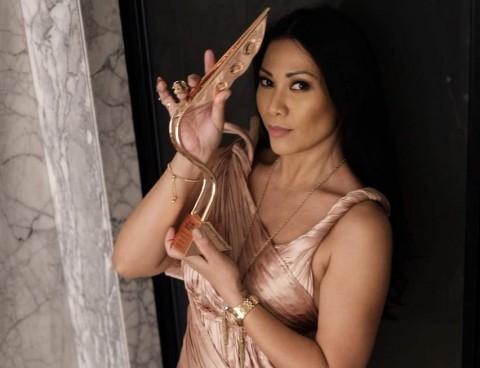Anggun Sabet Penghargaan Asian Television Awards