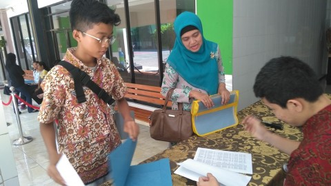 SMAN 8 Jakarta Siap Unggah Data di PDSS Besok