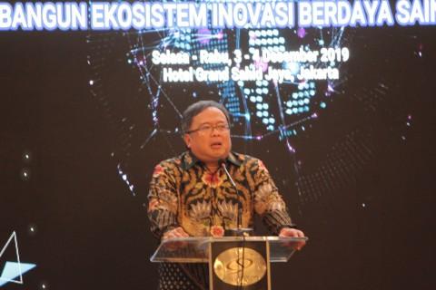 Menristek:  Indonesia Miliki SDM Potensial di Bidang Digital