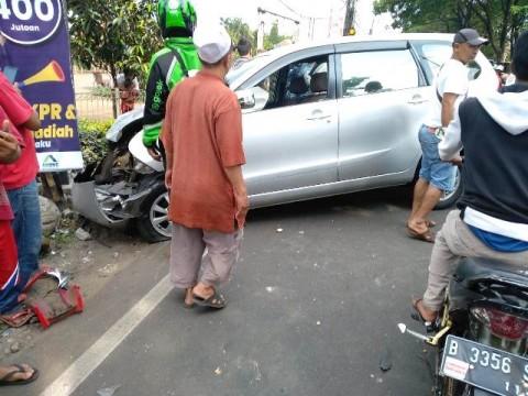 Kecelakaan Maut Libatkan Empat Pengendara di Depok