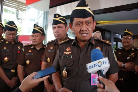 Lima Tersangka Korupsi Jiwasraya Ditahan Terpisah