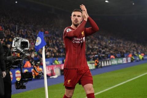 Henderson Dinobatkan sebagai Pemain Terbaik Inggris 2019