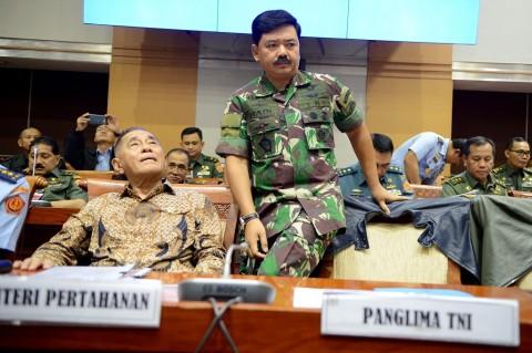 Dukungan Panglima ke Iwan Setiawan Dinilai Tak Etis