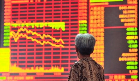 Pasar Asia Melemah Jelang Penandatanganan Perjanjian Dagang AS-Tiongkok