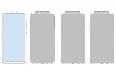 Paten Baru Xiaomi Tampilkan Desain Kamera Pop-up