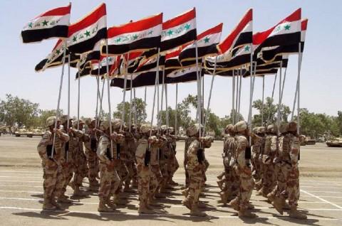 Kamp Irak yang Dihuni Pasukan AS Diserang Roket