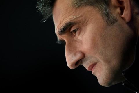 Salam Perpisahan Valverde Usai Dipecat Barcelona