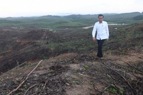 Jokowi Taksir Pemindahan Ibu Kota Rogoh APBN Rp100 Triliun