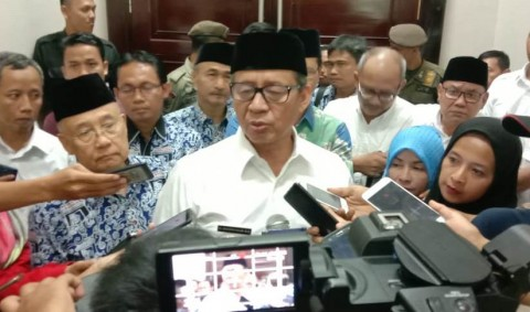 Wahidin Sebut Angka Kemiskinan di Banten Naik Pascabencana