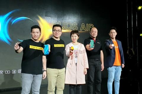 realme 5i dan Buds Air Resmi Masuk Indonesia, Ini Spesifikasinya