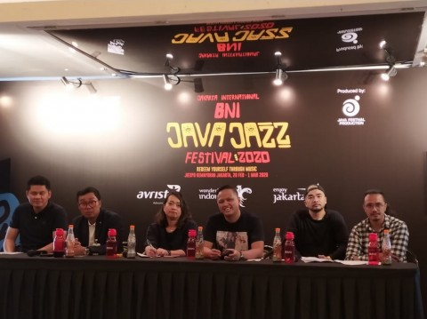 Java Jazz 2020 Hadirkan The Jacksons dan Omar Apollo