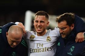 Berat Badan Hazard Naik Semenjak Pindah ke Madrid