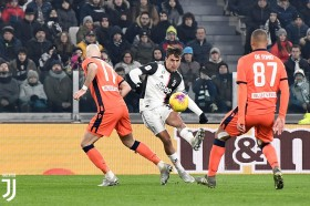 Bantai Udinese, Juventus ke Perempat Final Coppa Italia