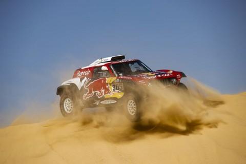Carlos Sainz Tancap Gas di Etape-10 Dakar Rally 2020