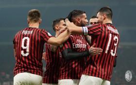Milan Kunci Satu Tiket Perempat Final Coppa Italia