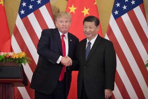 AS-Tiongkok Teken Perjanjian Perdagangan Fase Satu