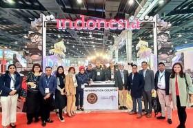 Indonesia Sukses Bukukan Rp37 Miliar di SATTE 2020 India