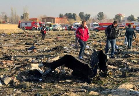 Kanada Tuntut Kerja sama Iran Selidiki Penembakan Pesawat Ukraina