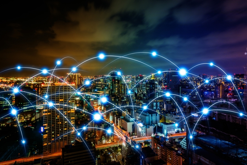 Kabupaten Bogor jadi proyek percontohan kota pintar. Foto: Shutterstock