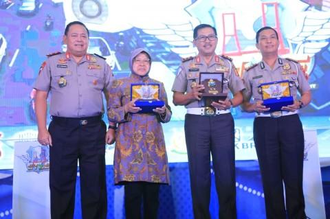 Tilang Elektronik Resmi Diterapkan di Surabaya Hari Ini