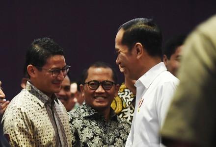 Isyarat Jokowi Dinilai Bukan Hanya untuk Sandi