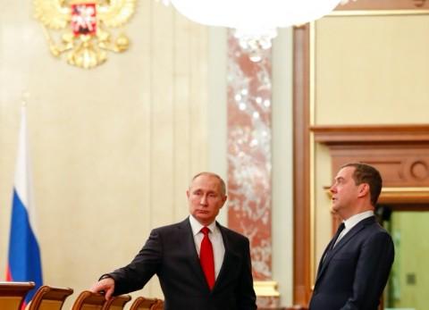 Perubahan Kilat dalam Pemerintahan Rusia