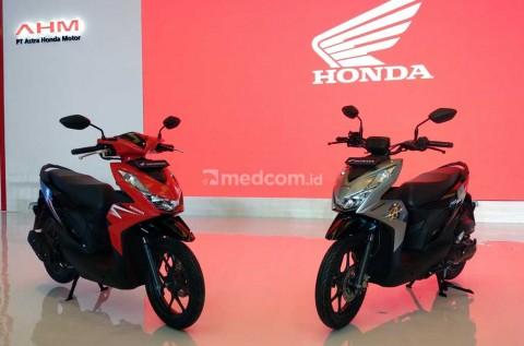 All New Honda BeAT Series Serius Bidik Entry Level