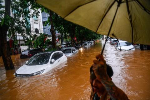"Pengadaan ""Toa"" Untuk Siaga Banjir DKI Mirip Perang Dunia II"