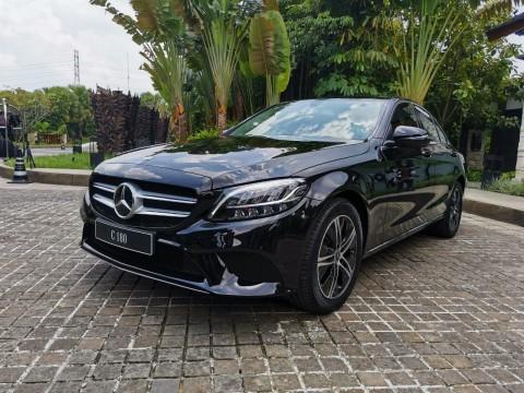 Mercedes-Benz C 180, Tak Sampai Rp1 Miliar
