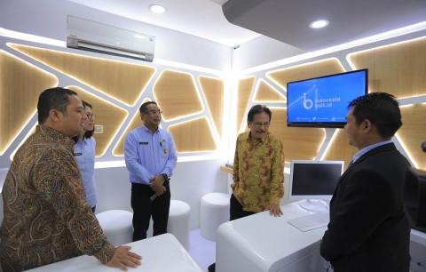 Kota Tangerang Jadi Model Percontohan Kantor Pertanahan di Indonesia