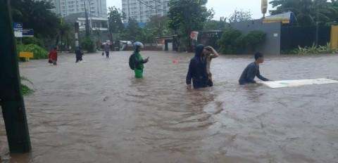 Pengeras Suara Siaga Banjir DKI Dianggap Percuma