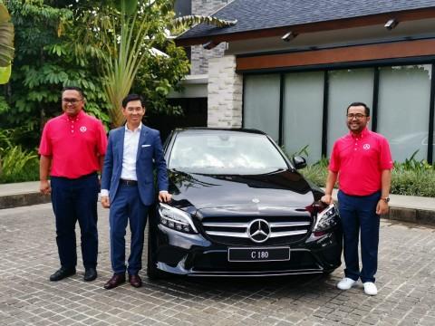 Mercedes-Benz Masih Jadi Pilihan Kaum Borjuis Indonesia