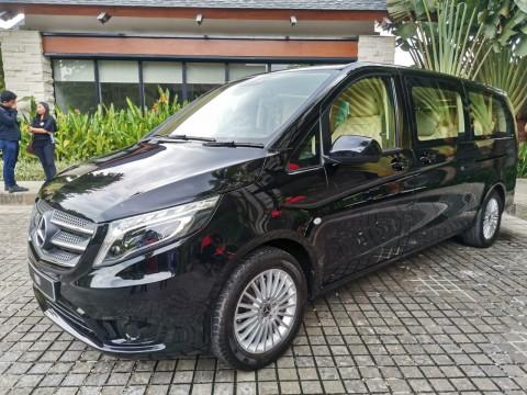 Mercedes-Benz Ekspansi Pasar Van dengan Vito