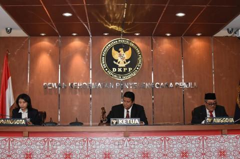 Wahyu Setiawan Diberhentikan sebagai Komisioner KPU