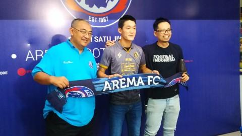 Arema FC Resmi Datangkan Oh In-kyun
