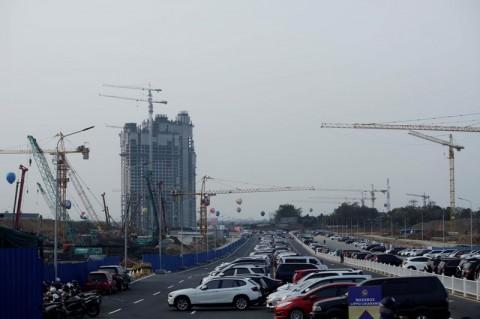 Sempat Mangkrak, Pembangunan Meikarta Dilanjutkan