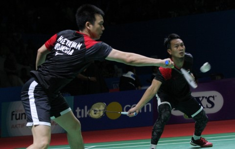 Indonesia Masters 2020: Ahsan/Hendra Susul Fajar/Rian ke Perempat Final