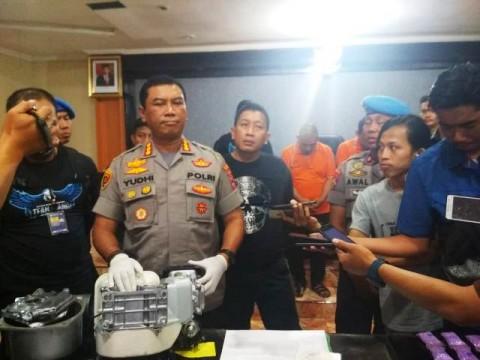 Peredaran 5 Ribu Pil Ekstasi di Makassar Digagalkan