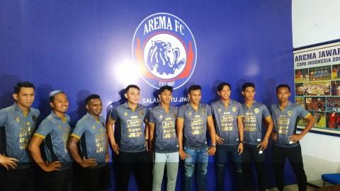 Arema FC Perkenalkan 9 Pemain Lokal Musim 2020